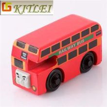 Großhandel Advertising Mini Kunststoff Bus Kinder Kinder Spielzeug