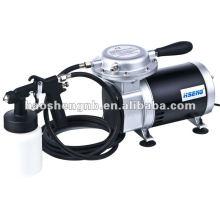 Kit portátil de rociador de compresor de aire AS09K-3