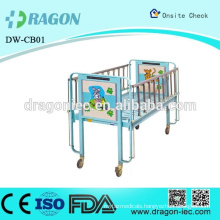 DW-CB01 Cheap Lovely Medical Cartoon Children Bed
