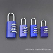 Sac de haute qualité en Aluminium cadenas