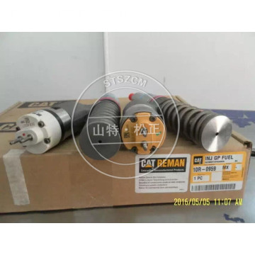 أجزاء حفارة CAT 10R-0959 Injector GP Fuel CAT