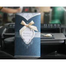 Foil Stamping High Quality Invitation Card