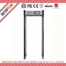IP65 Waterproof Archway Security Metal Detector Door Body Scanner SPW-300S