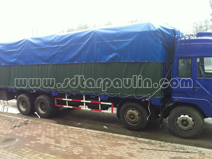 Heavy Duty Truck Tarp