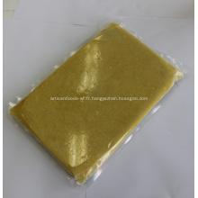Super qualité de coupe de profonde dés de gingembre surgelé