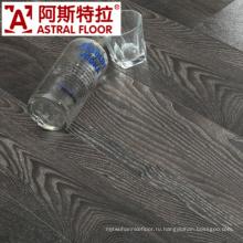 Новый дизайн 8мм и 12мм шелка поверхности ламинированных напольных покрытий (AD1118)