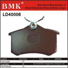Environment Friendly Brake Pad (LD40006) for Audi A6