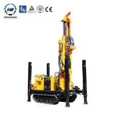 Portable farm well drilling rig pneumatic bore hole well drilling rig machine price