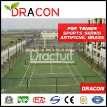 Feito na China Grama artificial para campo de tênis (G-2046)