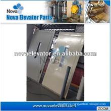 Painted Elevator Semi-Automatic /Manual Door/Swing Door For Home Lift