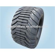 Teste padrão industrial do pneu 600 / 50-22.5 I-3 da floresta