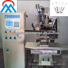 2014 Meixin Automática de baixo ruído duplo ou três cores de alta velocidade escova de dentes máquina de tufagem em máquinas de fazer escova