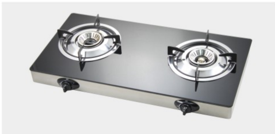 Stainless Steel Cover Gas Cooker
