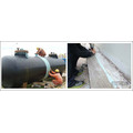 Клейкая лента для вязкоупругих трубок для тела
