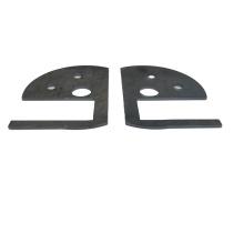 Customized custom sheet metal fabrication service stamping metal cutting laser