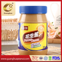 Hot Sale Pure /Creamy and Crunchy Peanut Butter