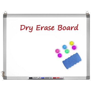 Dry Erase Magnetic Whiteboard Message Board