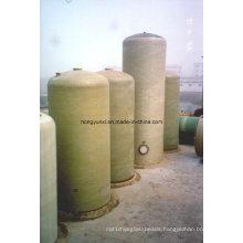 Chemical or Water Treatment Fiberglass Tank or Vessel