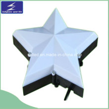 Punkt Lichtquelle LED Pentagram Stufenleuchten (DC24V / AC220V)