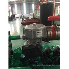 Tanque de agua de enfriamiento horizontal para motor Jichai / Shengdong