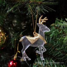 Пластиковые Блеск Время Рождественских Праздников Украшения