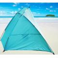 Portable Beach Shelter Sonnenfischen Strand Outdoor-Zelt
