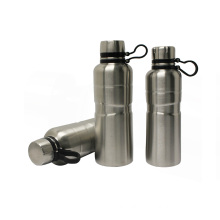 Portable stainless steel thermos water bottle insulated vacuum flask