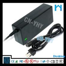 36w adaptadores portátiles ac / dc para LED con UL listado 24v 12v