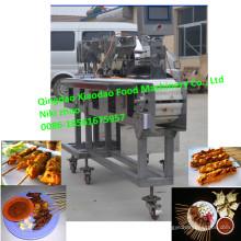 Rindfleisch-Fleisch-Spießmaschine / Spießmaschine / Barbecue-Spießmaschine