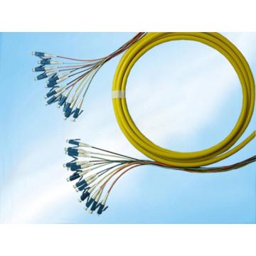 Singlemode-LC-Faseroptik-PLC-Teiler-Paare