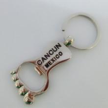 Мексика Канкун поощрения металла Сувенир подарков пива открывалка для ключей (F5067)