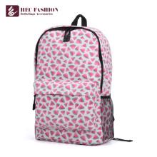 Hot Sale Products Custom Canvas School Bags Waterproof Hiking Backpack