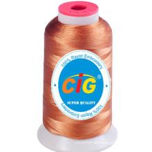 100 % Viskose Stickerei Thread 150D/2