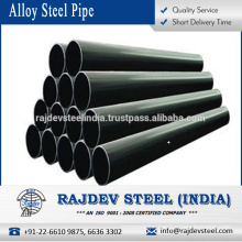 Durable Alloy Steel Pipe Gr P22 Merchandised by Famous Enterprise of the Country