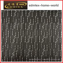 Moda bordada organza cortina tecido EDM2032