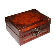 Caja de la máquina de tatuaje de madera