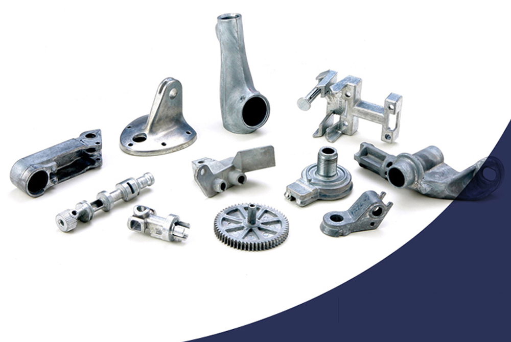 Aluminum Blower Parts