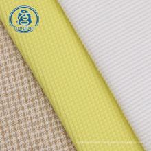 jacquard hacci polyester waffle knit jersey fabric