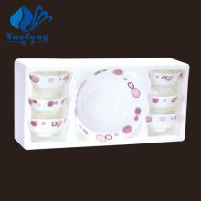 Heat Resistant Opal Glassware-7PCS Soup Set