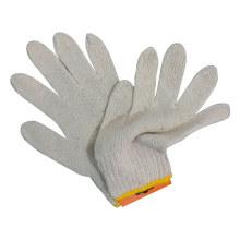 Gant blanc en coton tricoté Gant de sécurité
