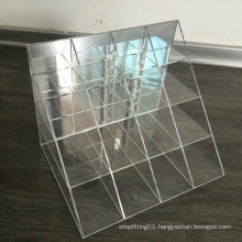 Unique Mirror Acrylic Display Stand