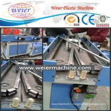 Single Screw Extruder for Corrugation Tubes Flexible Plastic Corrugated Pipe Making Machine