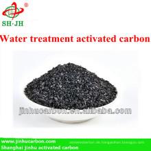 Kohlenbasierter granulierter Aktivkohle für die Wasseraufbereitung