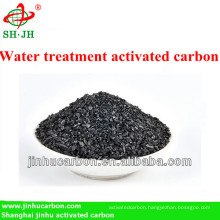 High Iodine Value Activated Carbon for Water Treatment