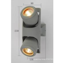 GU10 Adjustable Waterproof Outdoor Wall Lamp (KA-G71/2B)