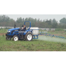 Farm boom sprayer 3 point linkage mounted 800l agricultural tractor boom sprayer