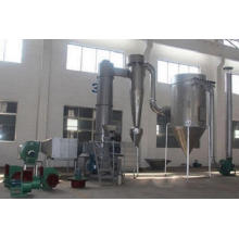 Máquina de secado rápido de aditivos de revestimiento de tipo de conducción