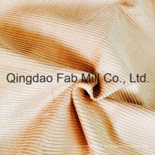 8 Pays de Galles 100% Tissu en coton organique en coté pour pantalons, etc. (QF16-2670)