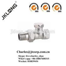 J3011 Vanne de secours en laiton avec nickelé