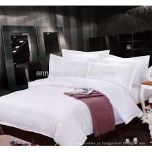 Jacquard Hotel Bedding Set Edredão e fronhas Full Twin Queen King Size